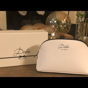 Dolce & Gabbana Makeup Bag